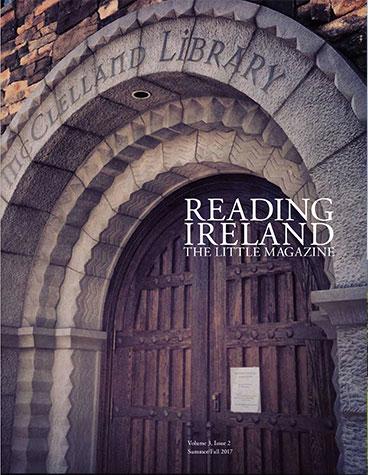 Reading Ireland 07