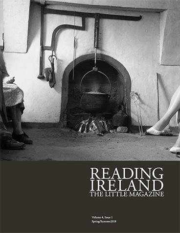 Reading Ireland 08